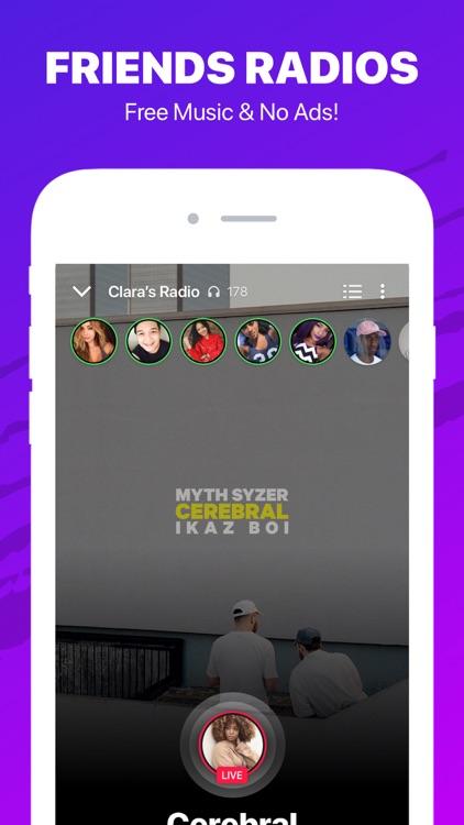 Sounds App Music Sharing screenshot-3