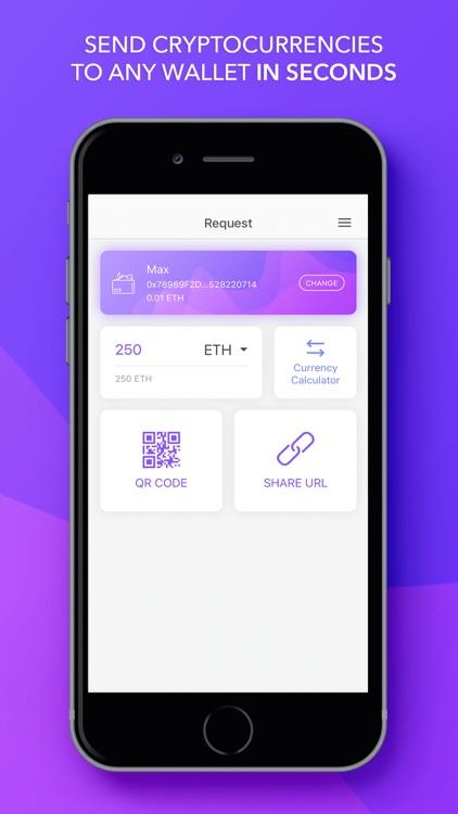 Citowise - Ethereum Wallet screenshot-3