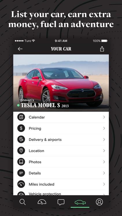 Turo - Rent Better Cars screenshot-4