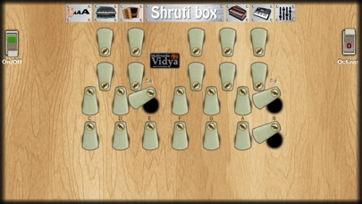 Shruti Box screenshot1
