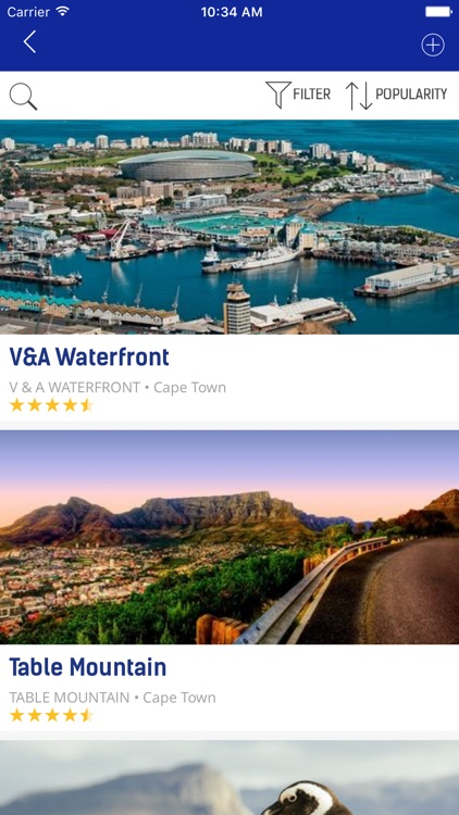 Official Guide to Cape Town screenshot-4