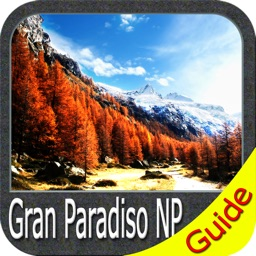 Gran Paradiso National Park – GPS Map Navigator