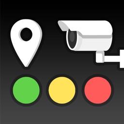TRAFFC - CCTV Traffic Camera Map