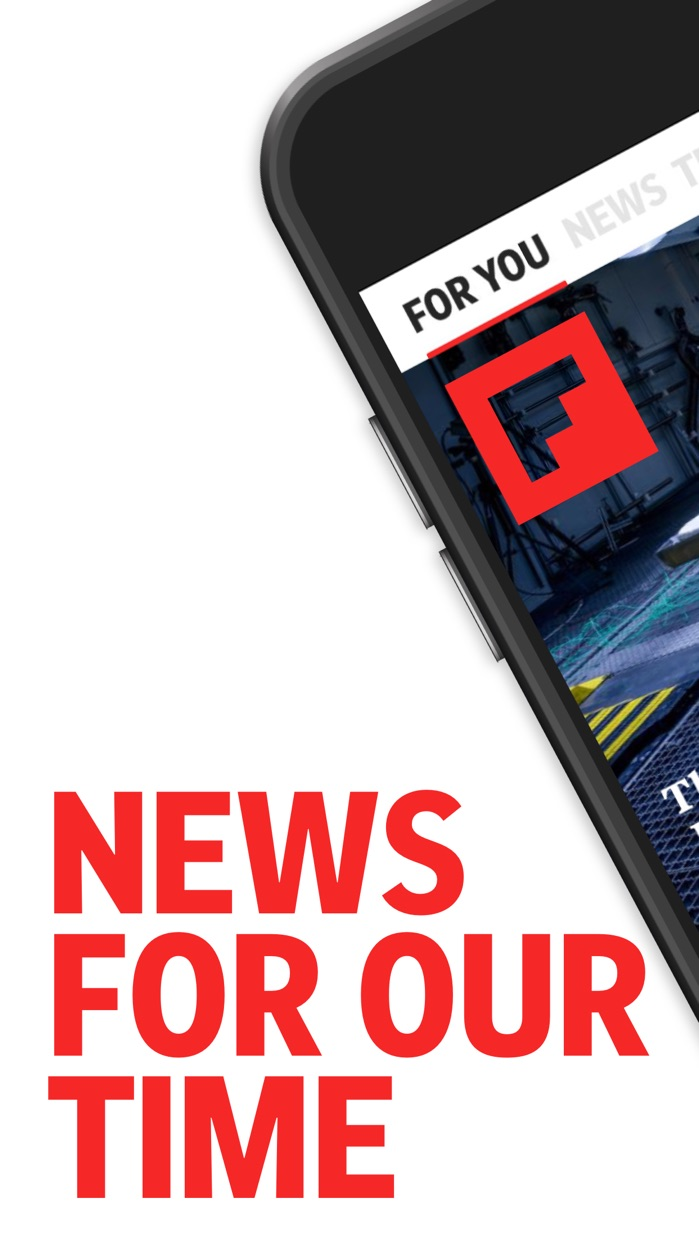 Flipboard: News for our time Screenshot