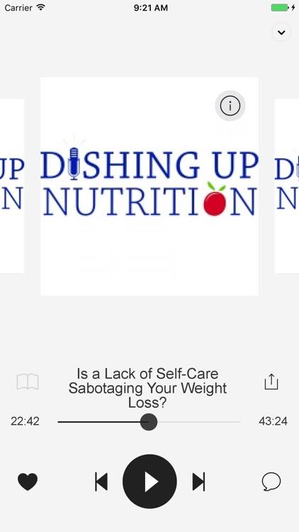 Dishing Up Nutrition by Spreaker