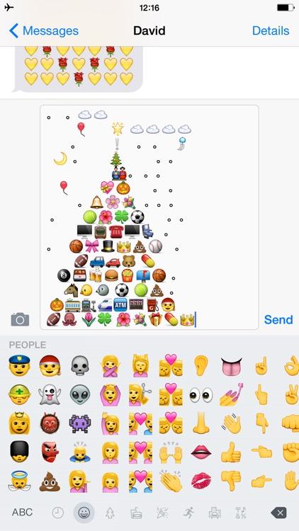 New Emojis Gif Keyboard Emoji screenshot-3