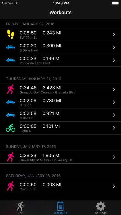 Outdoor Run++ screenshot-3