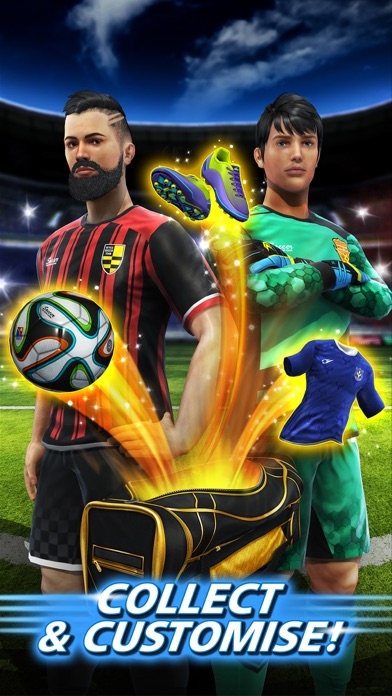 Football Strike - Multiplayer Soccer Screenshot 4