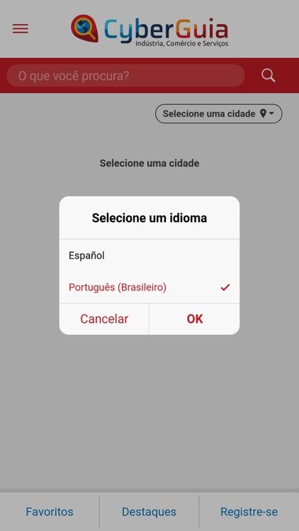 Cyber Guia screenshot-4