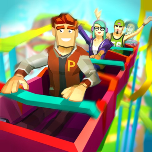 My Theme Park: Fun Park Tycoon by Fat Lion Games Sp  z o  o