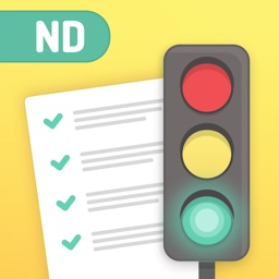 North Dakota DMV - Permit test