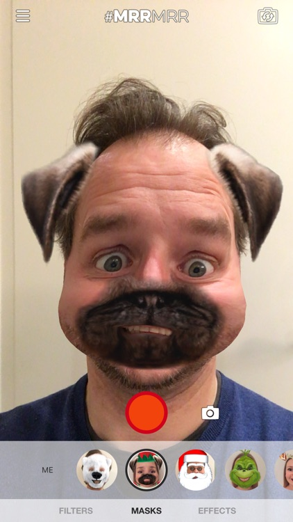 MRRMRR - Live Face Filters, Masks & Video Selfies screenshot-0