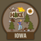 App Icon for Iowa Hiking Trails App in Panama IOS App Store