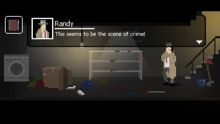 Detective Time screenshot-3