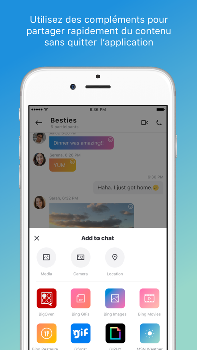 download Skype pour iPhone apps 0
