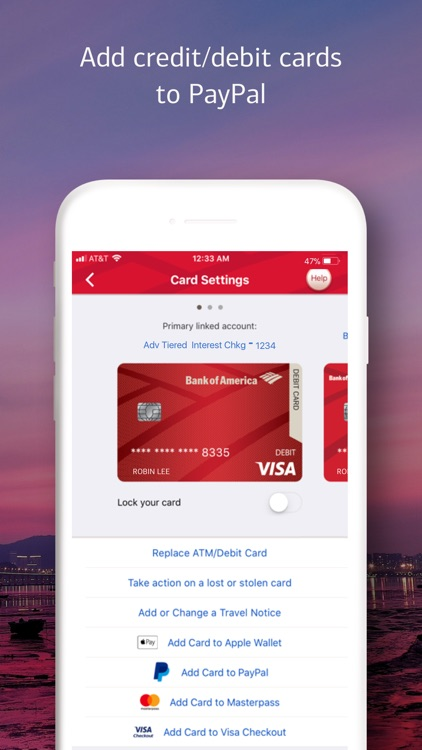 Bank of America Mobile Banking screenshot-4
