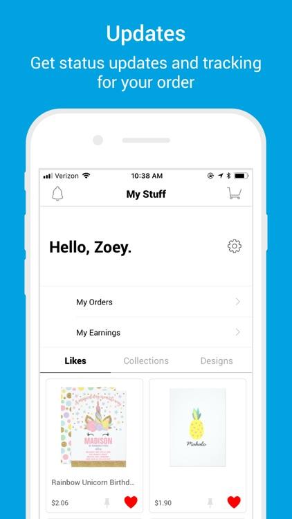 Zazzle - Create, Design & Shop screenshot-4