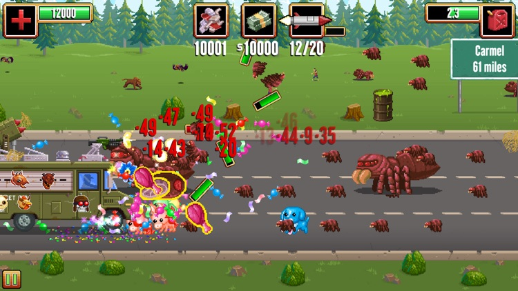 Gunman Taco Truck screenshot-0