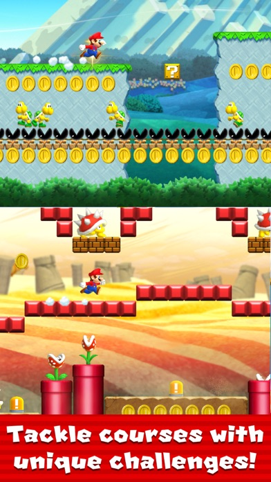 Screenshot for Super Mario Run in Kazakhstan App Store