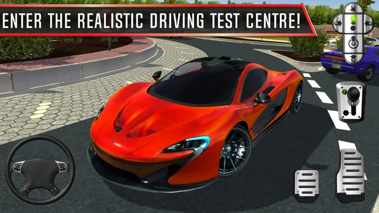 Roundabout: Sports Car Sim screenshot-0