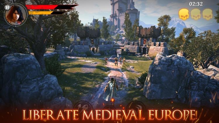 Iron Blade screenshot-4