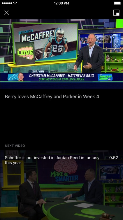 ESPN Fantasy Sports screenshot-3