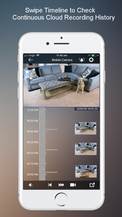 YouIPCams: IP Camera App by Aussie Absolute Mobile (iOS