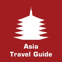 Asia and Middle East Travel Guide Offline