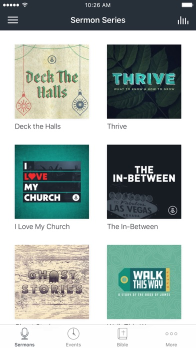 Anchor Hill Church screenshot 1
