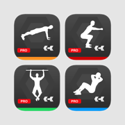 Fitbounds Basics Complete Workout & Fitness-Tracker