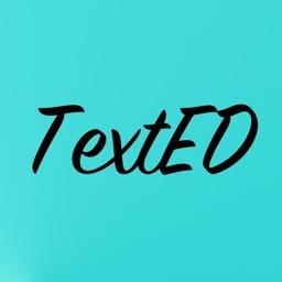 TextED Pro - Decode Text Internet Slang