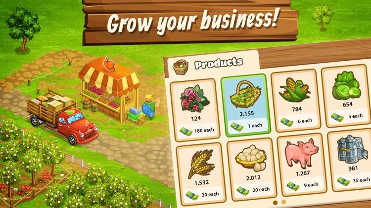 Big Farm: Mobile Harvest screenshot-3