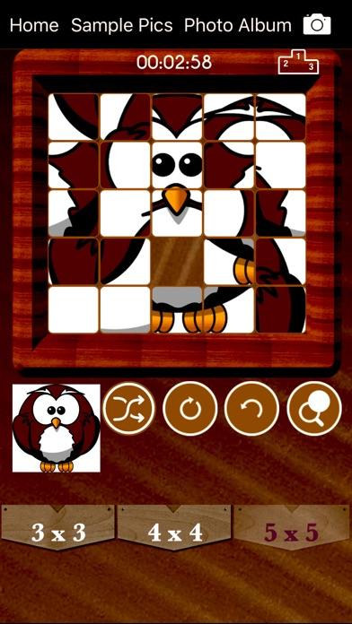 Sliding Puzzle Challenge screenshot 2