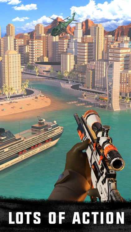 Sniper 3D: Shoot to Kill FPS
