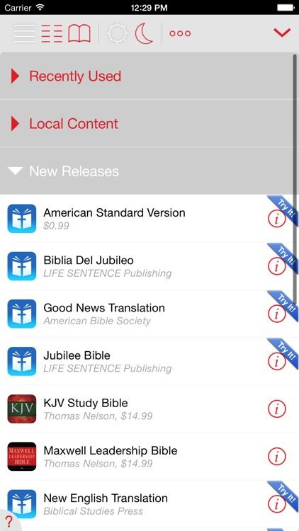 START! Bible for New Believers screenshot-3