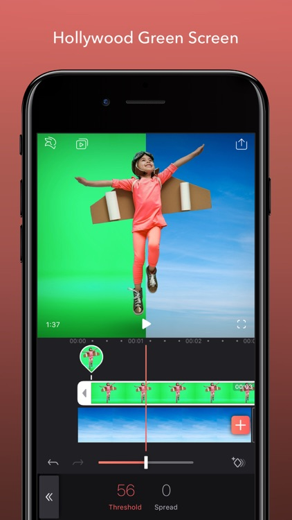 Enlight Videoleap Video Editor screenshot-2