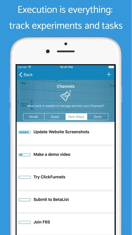 MetaCanvas - Business Design screenshot-4