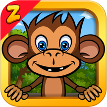 Preschool Zoo Puzzles and Fun Baby Games for kids