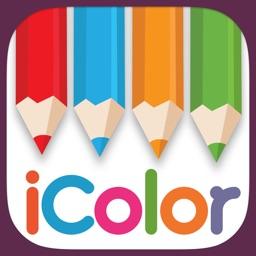 Coloring games iColor