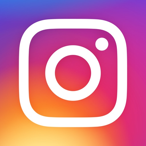 Instagram application logo