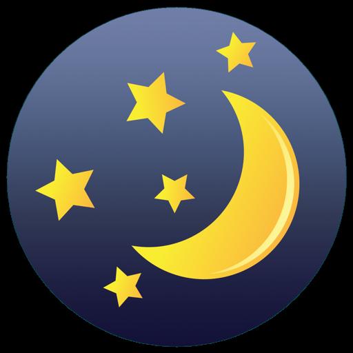 Moon Widget (for menu bar)