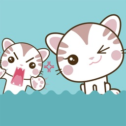 Cute Kitty Kawaii Stickers