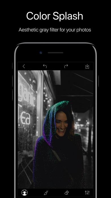 Screenshot #4 for Phocus: Portrait mode editor