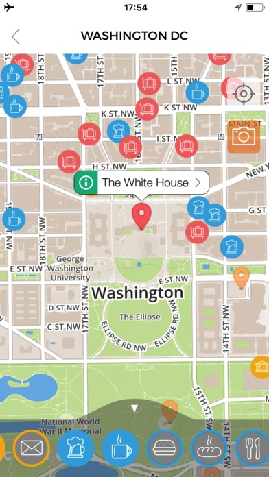 Washington Dc Travel Guide review screenshots