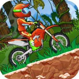 Motorcycle Games - Hill Climb