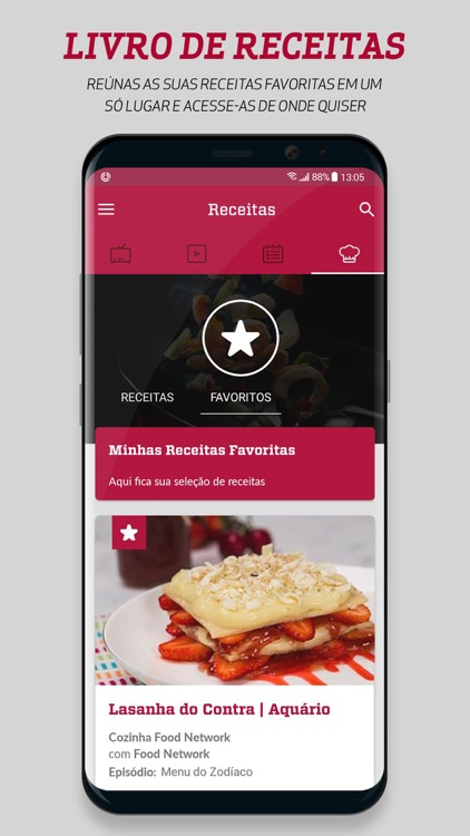 Food Network Brasil screenshot-4