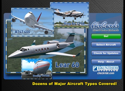 AirCards - náhled