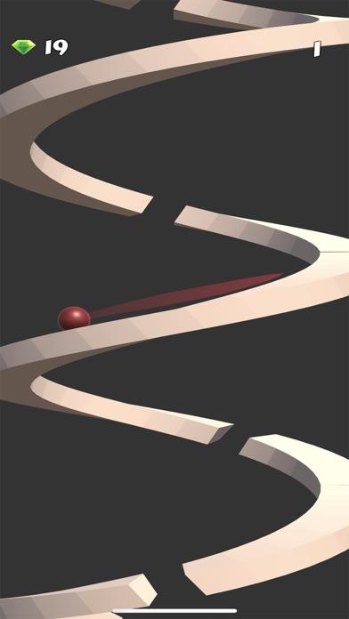 Spiral 2D Screenshot on iOS