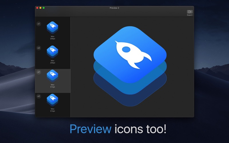 Iconkit review screenshots