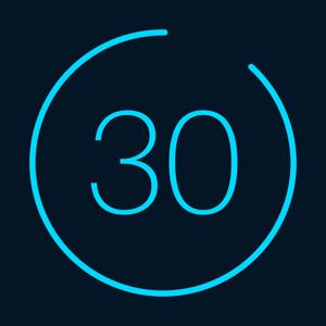 30 Day Fitness Challenge Log Health & Fitness app